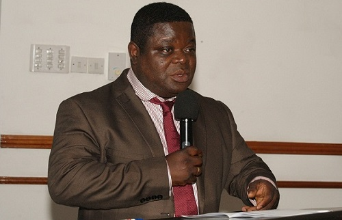Professor Peter Quartey, Director for Institute of Statistical, Social and Economic Research