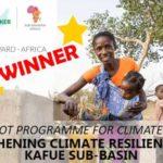 AfDB project in Zambia wins Water ChangeMaker Award