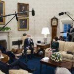 'No quick agreement' as Biden meets Republicans on relief bill
