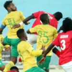 Sudan beat South Africa to secure first Total AFCON qualification since 2012