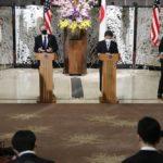 US, Japan slam China's 'destabilizing behaviour' at ministers' meeting