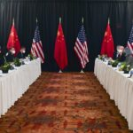 US and China publicly rebuke each other in first face-to-face meeting under Biden