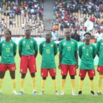 Cameroon battles Chile for Tokyo Olympic ticket