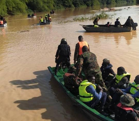 Second batch of military force deployed to mining sites