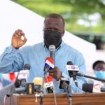 Lands Minister charges western regional security council to enforce 'galamsey' laws