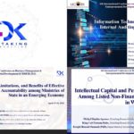 Dataking Research Lab Members present findings on Computer-Assisted Audit Techniques, Intellectual Capital and Vertical Accountability