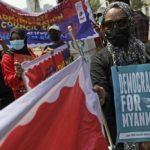 Myanmar coup leaders urged to end killings at ASEAN meeting