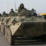 NATO tells Russia to stop military buildup around Ukraine