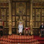 Queen Elizabeth II opens UK parliament, Gov't seeks to strengthen economy