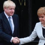 UK: Boris Johnson calls for union talks after SNP election victory