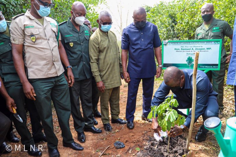 Promote Green Ghana Project- GJA to Media