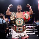 Anthony Joshua to defend his WBA, IBF and WBO heavyweight titles