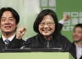 Taiwan President Warns of 'Catastrophic' Consequences If It Falls to China